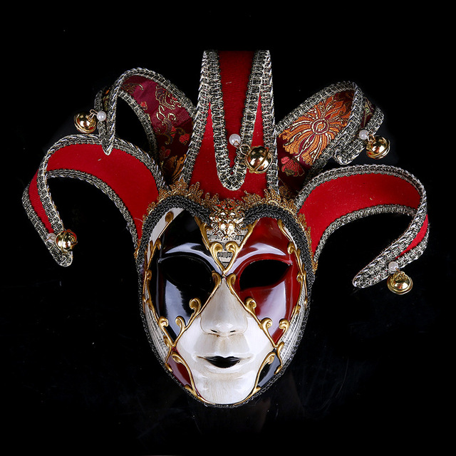 Venice Masks Women Party Mask Festive Supplies Masquerade ...