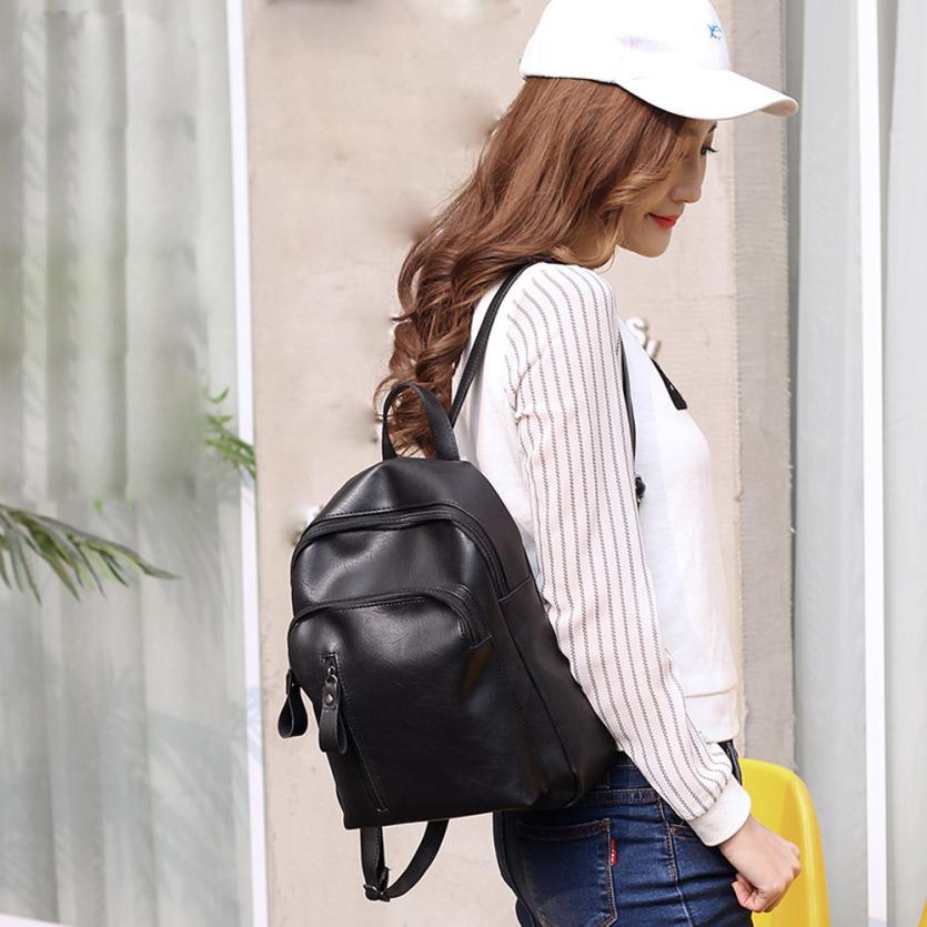 Maison рюкзаки новый высококачественный кожаный Страт мода путешествия рюкзак для отдыха студент мягкая сумка рюкзак женщин 2018MA15
