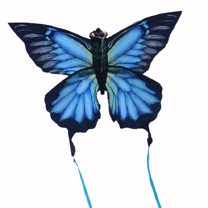 Big Butterfly Kite Cool Creative Stereo Kites With 5m Tail