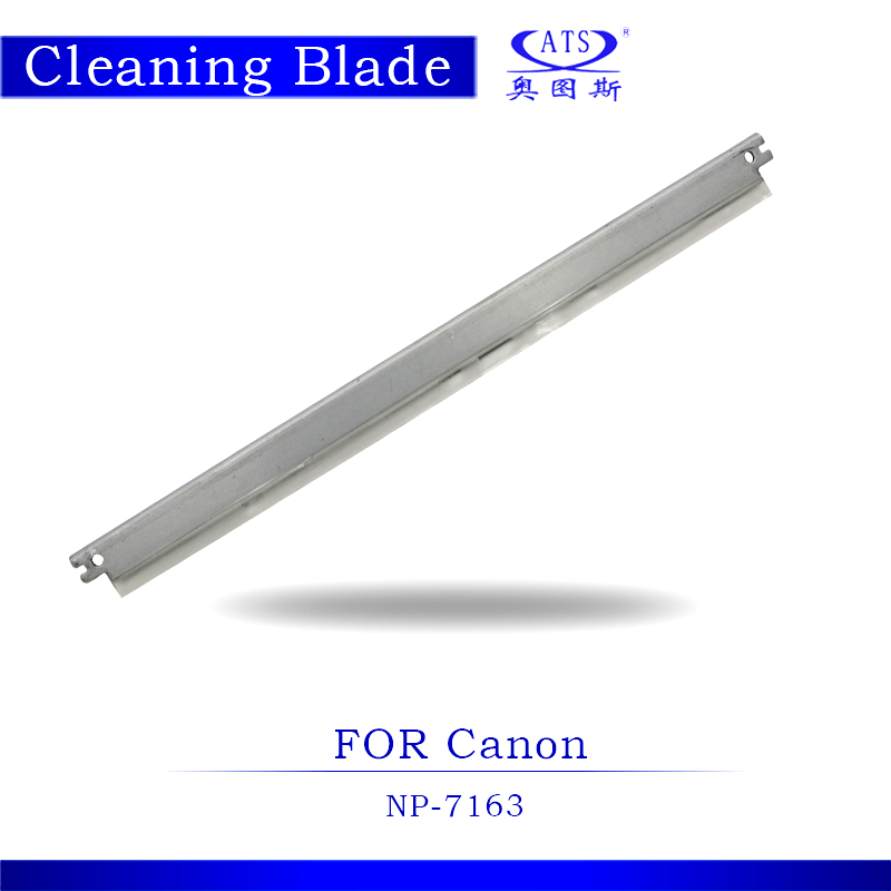 1PCS Drum Cleaning Blade For NP 7163 Photocopy Machine copier spare parts compatible with NP7163
