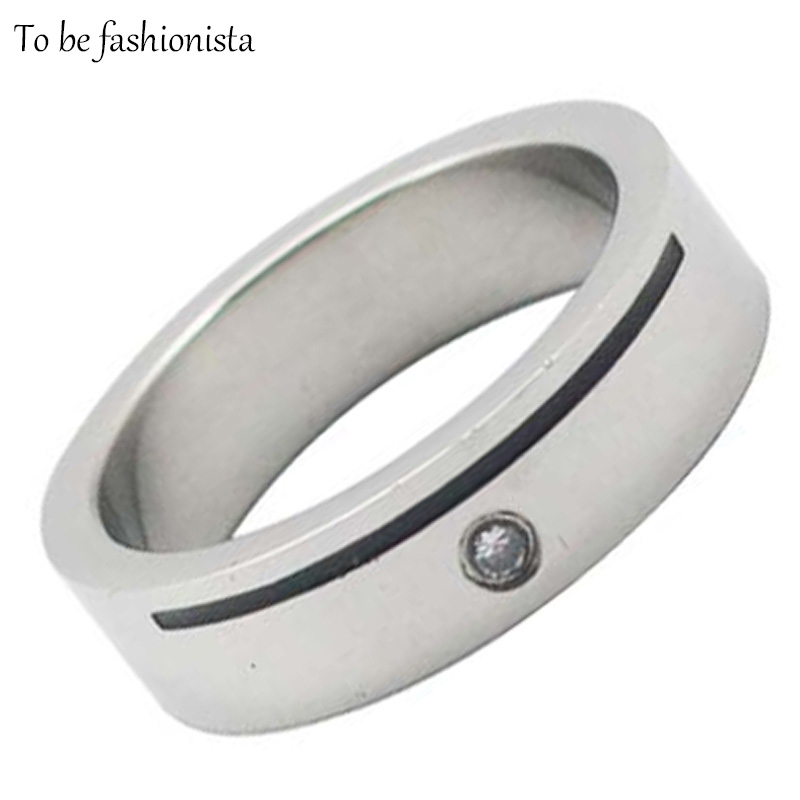 brand new 316l stainless steel rings for women jewelry free shipping overstock jewelry - Overstock Wedding Rings