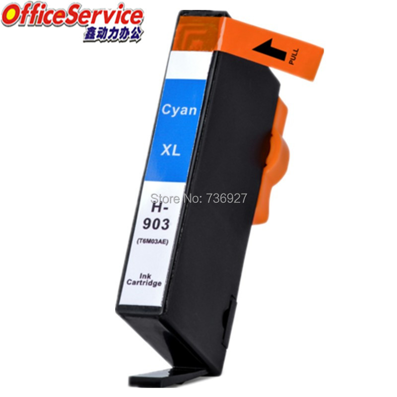 5X compatible Ink Cartridge For HP 903 HP903XL HP907 for Officejet Pro 6964 6965 6966 6968 6970 6971 6974 printer in Europe in Ink Cartridges from Computer Office