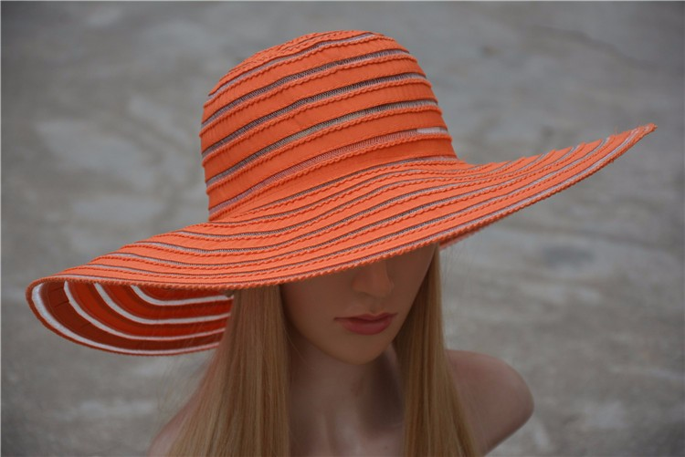 Chapeau d'été très léger et agréable à porter