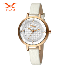 VILAM fashion watches women gold snake band rhinestones ladies quartz-watch montre femme luxury clock relojes mujer 2016 V1006L