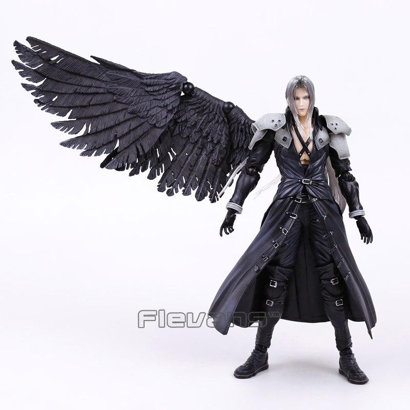 Paly Arts Kai Final Fantasy VII 7 Sephiroth PVC Action Figure Sammeln Modell Spielzeug-in Action & Spielfiguren aus Spielzeug und Hobbys bei  Gruppe 1