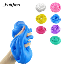 Fulljion Fun Novelty Gag Toys Slime Fluffy Floam Clay Entertainment Stress Relief Toy For Children Antistress