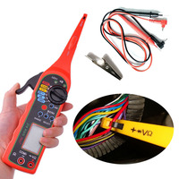 Multi function Auto Circuit Tester Electricity Detector and Lighting 3 in 1 comewith a Instrucao Maual Frete Gratis Free Ship
