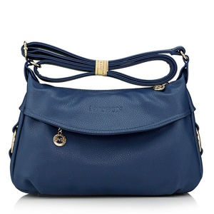 Image 1 - Fashion Ladies Leather Handbags Tote Shoulder Bags For Women Messenger Bags, women bag Shoulder Crossbody Bags free shipping