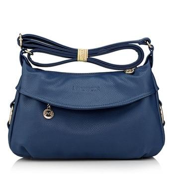 Fashion Ladies Leather Handbags Tote Shoulder Bags For Women Messenger Bags, women bag Shoulder Crossbody Bags free shipping цена 2017