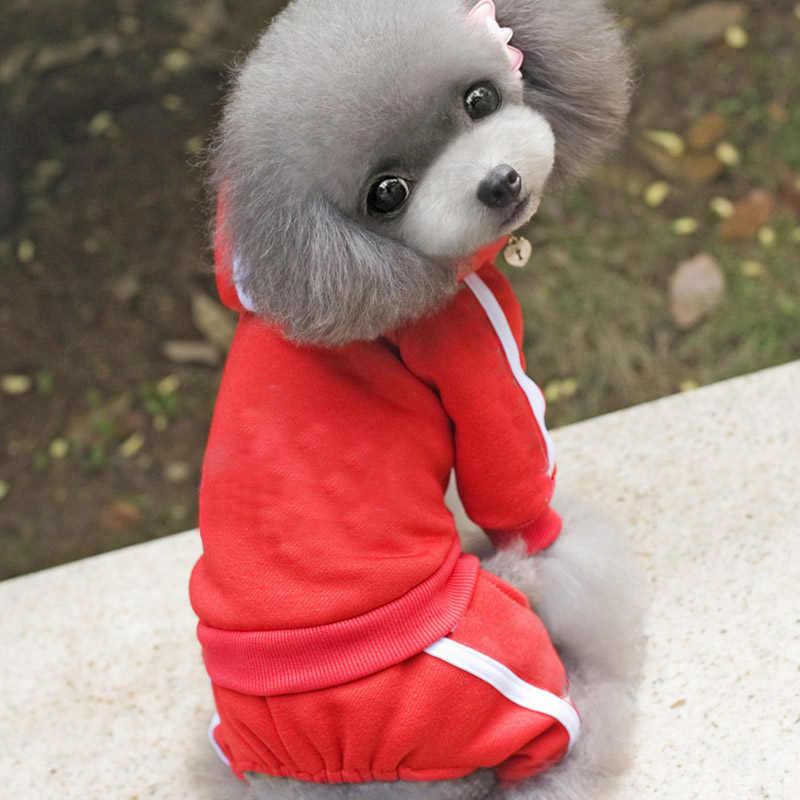 Теплая одежда для собак, одежда для собак, комбинезоны, комбинезон для животных, щенков, кошек, одежда для собак, пальто, толстые Домашние животные, одежда для собак, чихуахуа, Йорк