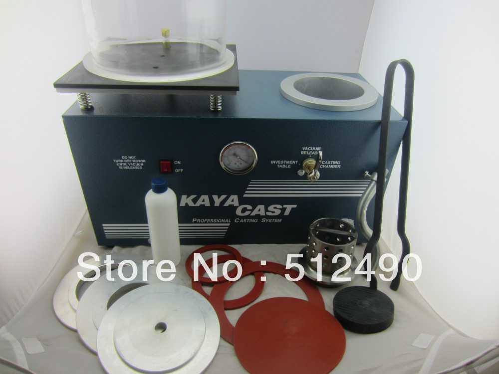 Vacuum casting machine, vest casting machine, jewelry vacuum casting machine,mini jewelry casting machine,whole set 3cfm jewelry casting machine with vacuum pump kaya mini casting machine vacuum investment casting machine for jewelry tools