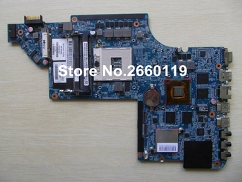 laptop motherboard for  665342-001 661488-001 DDR3 system mainboard, fully tested