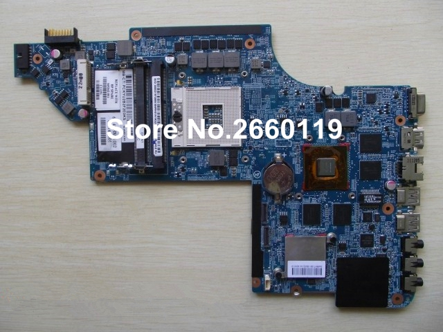laptop motherboard for HP 665342-001 661488-001 DDR3 system mainboard, fully tested 685404 001 laptop motherboard for hp 2570p qm77 j8a ddr3 mainboard full tested