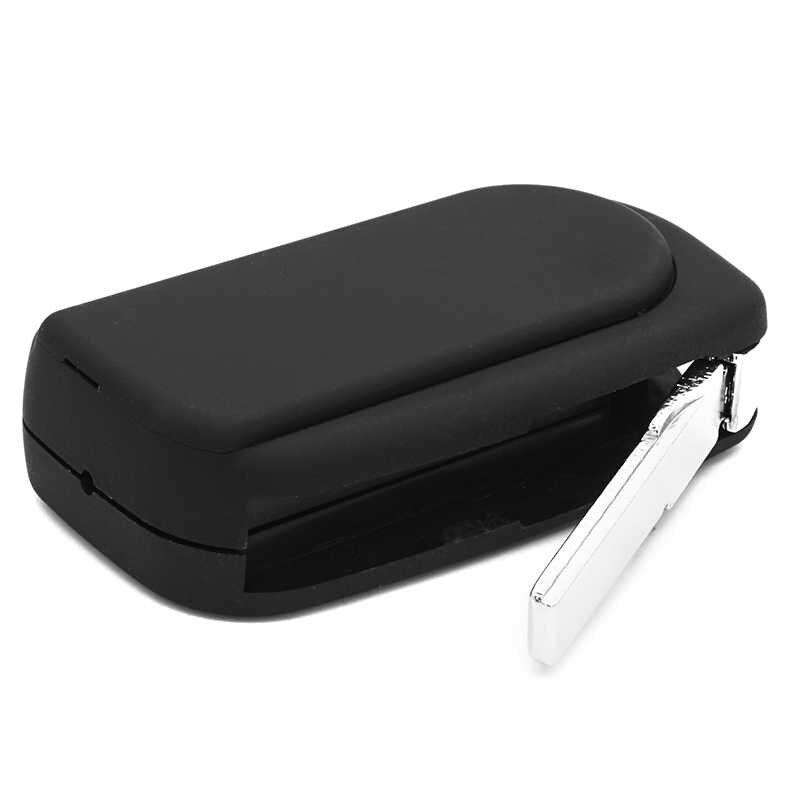 Nouveauté switchblade étui à clés pour Starline A9 A6 A8 A4 lame non coupée fob housse de boîtier A9 voiture pliante télécommande + verre