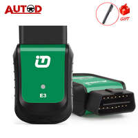 XTUNER E3 V10.7 Auto OBD2 Scanner WiFi Volle Systeme Diagnose Tool Auto Scanner OBD 2 Scanner Automotive Motor  ABS  Airbag