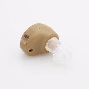 Image 2 - جديد أفضل الصوت في الأذن مكبر للصوت سوبر صغيرة السمع المساعدات جهاز قابل للتعديل لهجة الشخصية الأذن العناية أدوات عالية الجودة هدية
