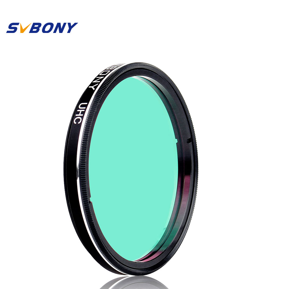 SVBONY 2 Filter UHC for Observations of Deep Sky Objects Astronomy Monocular Binocular Telescope Best Price F9131B an atlas of astronomy