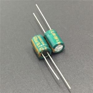 Image 1 - 10 шт. 470 мкФ 16V JAMICON WL серия низкое сопротивление 8x11,5 мм 16V470uF алюминиевый электролитический конденсатор