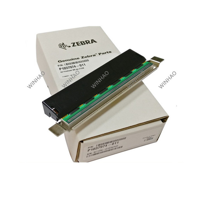 Nuovo Originale P1037974 011/P1028903 Testina di Stampa Utilizzato per La Stampante di Etichette Termica ZT210 ZT220 ZT230 (300 Dpi) Testina di Stampa