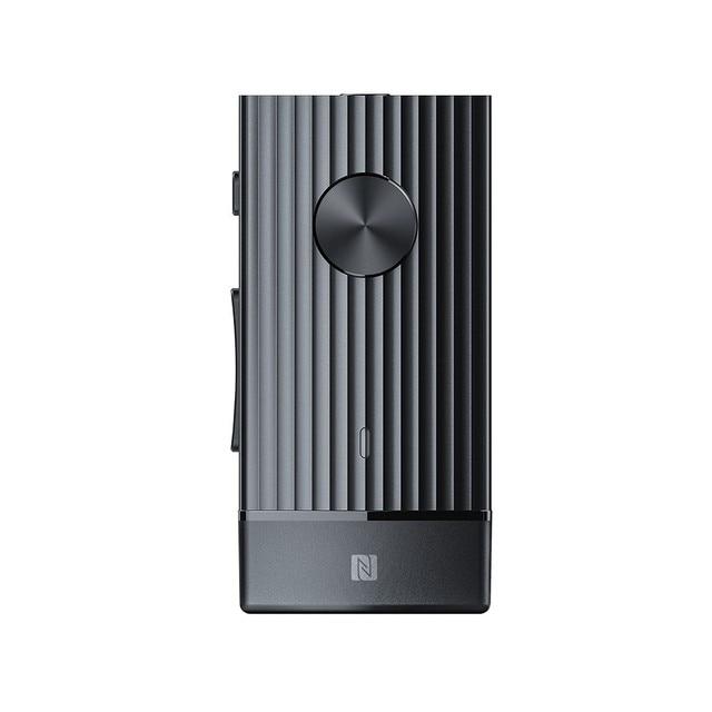 مضخم صوت بلوتوث رياضي FiiO 5.0 BTR1K مع دعم APTX/AAC/APTXLL ، اقتران NFC ، USB DAC ، منفذ Type C