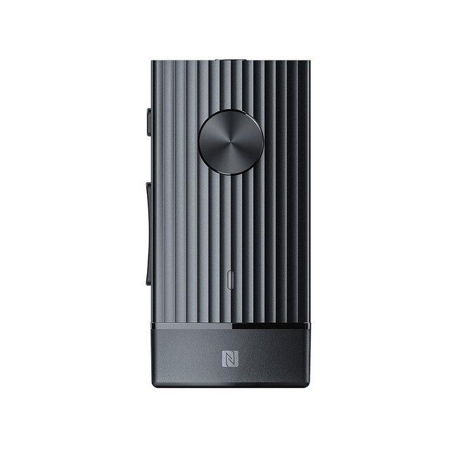 FiiO Sport Bluetooth amplificatore 5.0 BTR1K Ricevitore Audio con APTX/AAC/APTXLL Supporto, NFC Pairing, DAC USB, Tipo C Porta