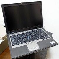 Для dell d630 ноутбука Диагностический PC 4 г ОЗУ d630 компьютер может поддерживать автомобиля диагностический МБ star c4 sd c5 для bmw icom a2 до н. э. Бесплат