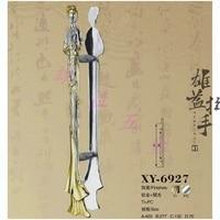 Китайские антикварные дверные ручки древние красавицы большая роскошь гравировка роскошный твердые деревянные двери, стеклянные дверная