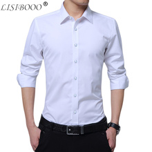 High Quality Men Business Dress Shirts L