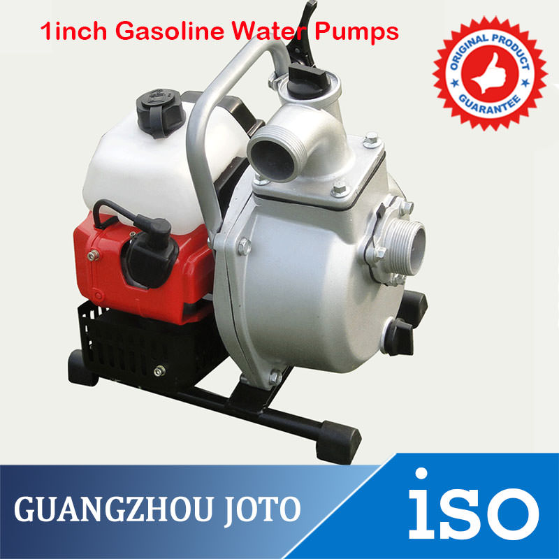 1-inch Gasoline Water Pump 30m High Pressure Strong Power Irrigation Water Pump
