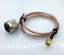 N type male to sma male cable 100cm RG-316 sma to N type Antenna Extension Cable