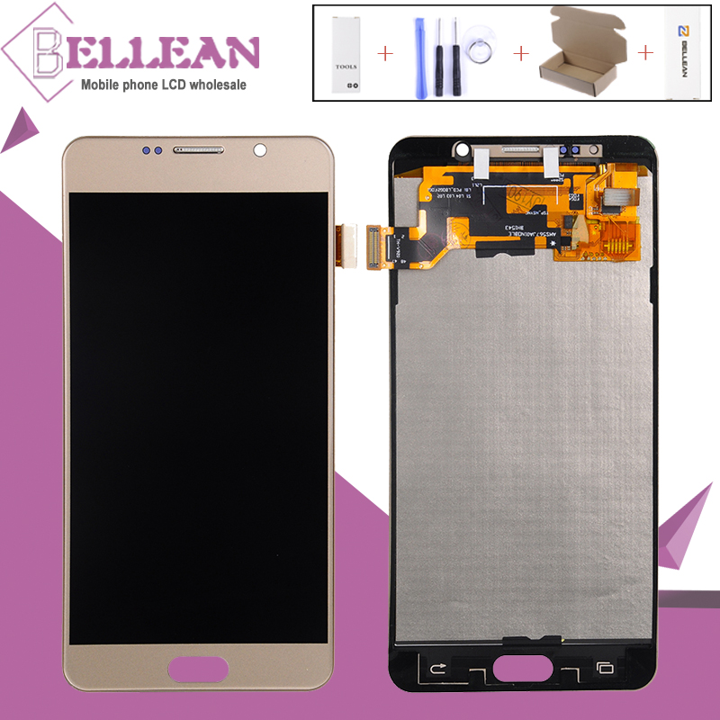 HH 5.7 For Samsung Galaxy Note 5 LCD N9200 N920F N920T N920A N920V N920C Display Touch Screen Assembly Digitizer AssemblyHH 5.7 For Samsung Galaxy Note 5 LCD N9200 N920F N920T N920A N920V N920C Display Touch Screen Assembly Digitizer Assembly