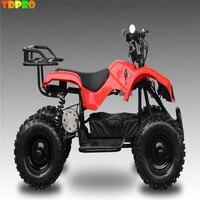 Tdpro 24 В 500 Вт детская прогулочная коляска Gokart детей Электрические Quad ATV картов 4 колеса автомобиля ездить на мини игрушечный велосипед