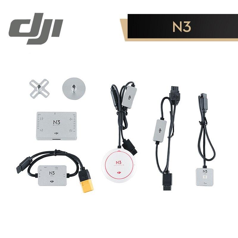 DJI N3 Naza Série contrôleur de vol Double IMU Redondance Sport Mode Drone quadrirotor SDK Fly Contrôle D'origine