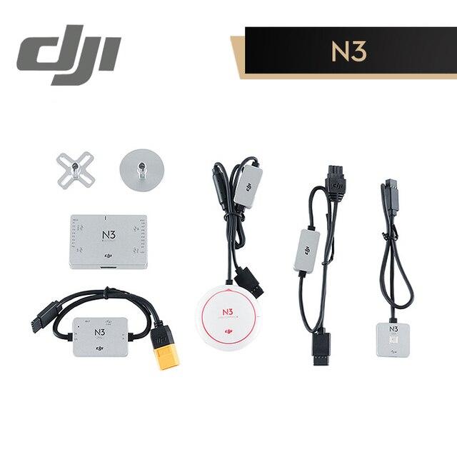 US $379 0  DJI N3 Naza Series Flight Controller Dual IMU Redundancy Sport  Mode Drone Quadcopter SDK Fly Control Original-in Flight Controller from