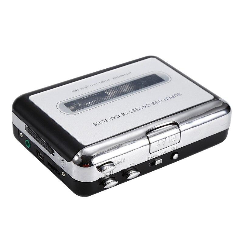 KöStlich Cetechia Band Zu Pc Super Usb-kassette Mp3 Cd Converter Capture Audio Musik-player ZuverläSsige Leistung Computer-peripheriegeräte Kvm-switches