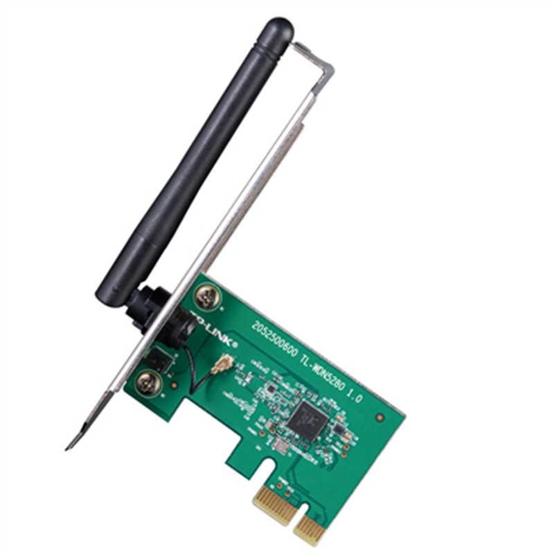אלחוטי 633 150mpbs Wifi רשת כרטיס Tp-link PCI-E Wi-Fi אנטנת מתאם הכפול 2.4 GHz 5 GHz IEEE 802.11ac /abgn עבור Destop סיטונאי