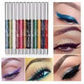 12pcs Eye Shadow Eyeliner Pen Set Long-lasting Shimmer Auto-rotate Ultra Bright Eyeshadow Lip Liner Eyeliner Pen Makeup Kit2