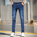 2016 New Fashion Work And Party And Daily Leisure Mens Designer Clothes Men Jeans High Quality Distressed Sale Pencil Pants