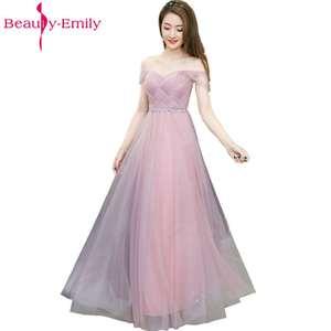 d435381219b Beauty-Emily Long Bridesmaid Dresses Prom Dresses