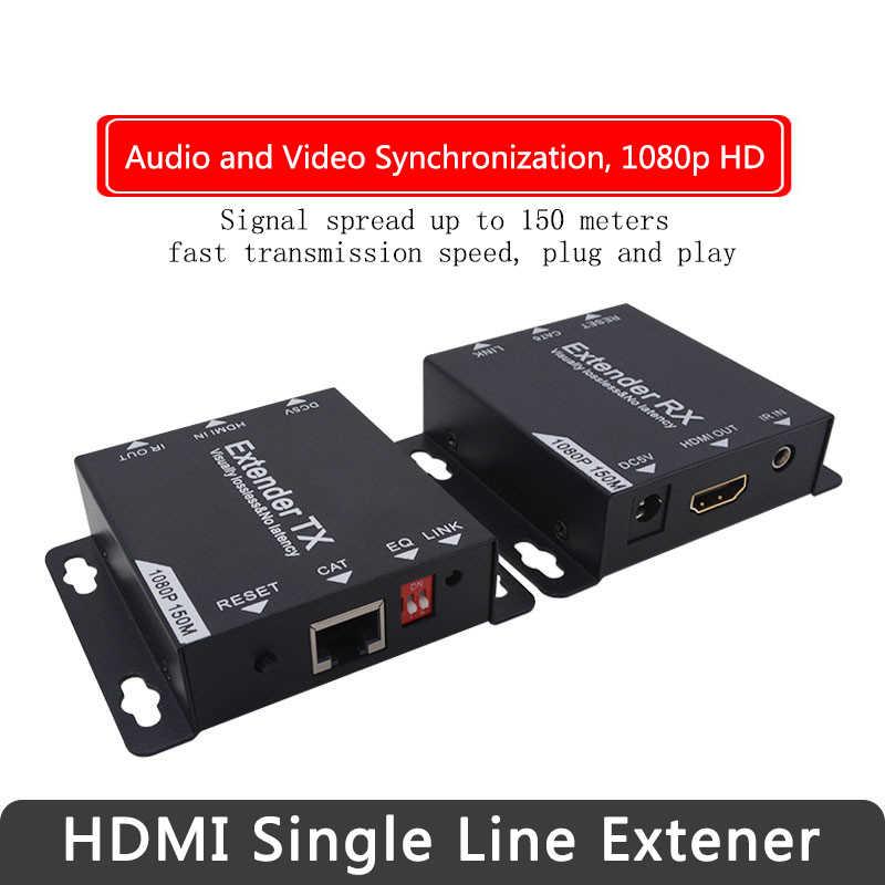 ZY HT209KM H 264 USB KVM Extender Over IP Network Support