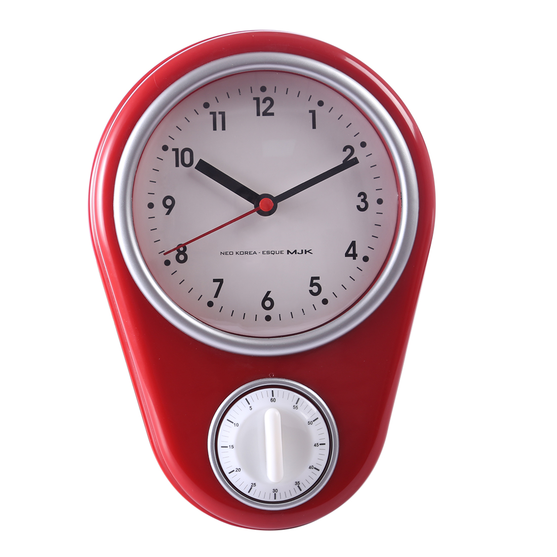 Kitchen Wall Clocks Countdown Timers Cooking Alarm Set