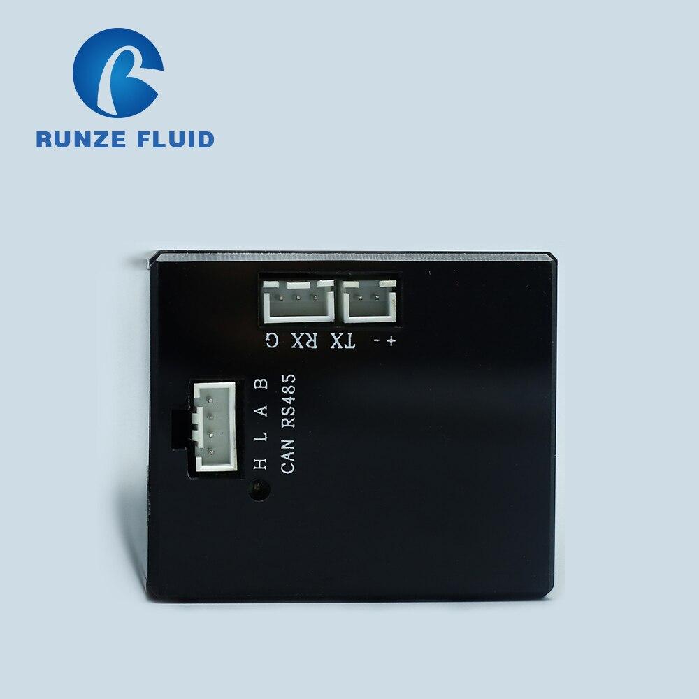 Distribution de liquide multidirectionnelle à Six positions et à sept ports RS232 programmation rapide facile Support OEM haute Performance - 3