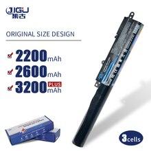 JIGU מחשב נייד סוללה A31N1519 עבור ASUS F540SC X540LJ F540UP7200 X540S R540L X540SA R540LA X540SC R540LJ 3 תאים