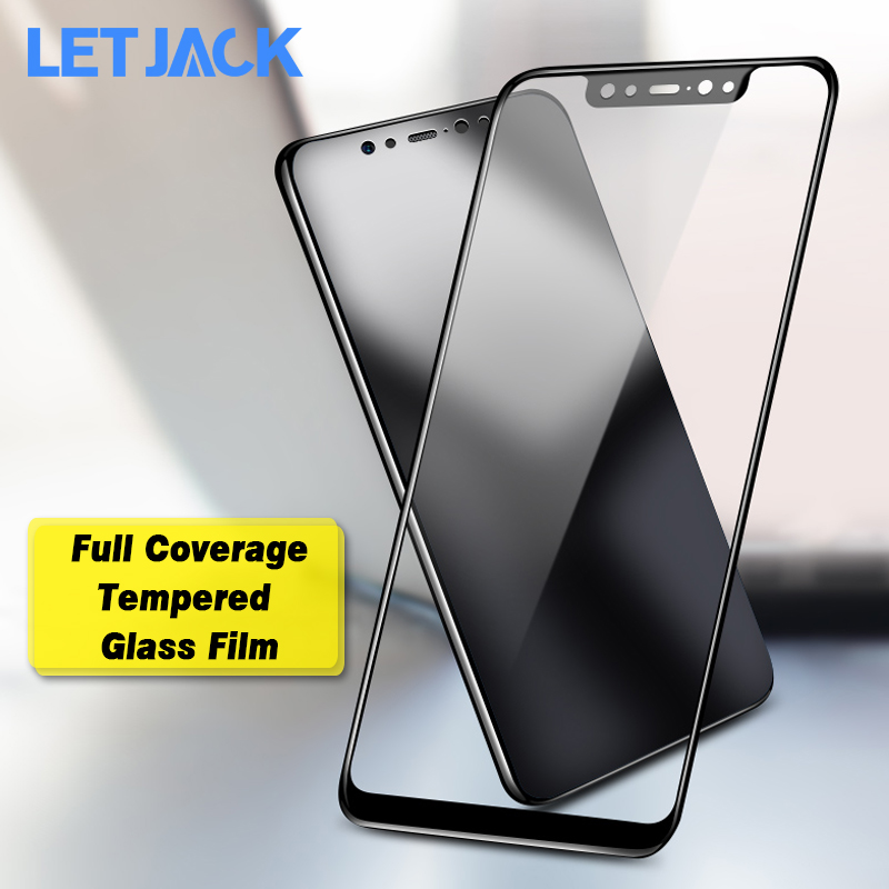 Explosion Proof Full Cowl Tempered Glass For Xiaomi eight Se 6X Display Protector For Redmi four 4A Word 4X 5 5A Prime Toughened Movie