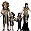 Egypt Pharaoh Costumes For Halloween Party Adults Clothing Egyptian Pharaoh King Men Purim Fancy Dress