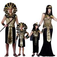 Faraone egiziano costumi per purim halloween party adulti abbigliamento faraone egiziano re men fancy dress