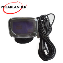 high quality 12V LCD Display For All Cars sensor Reverse Assistance Backup Radar accessory font b
