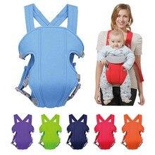 New High Quality Multi-functional 3-24month Infant Sling Baby Carrier Backpack Kangaroos For Kids Bag Mochila Porta Bebes