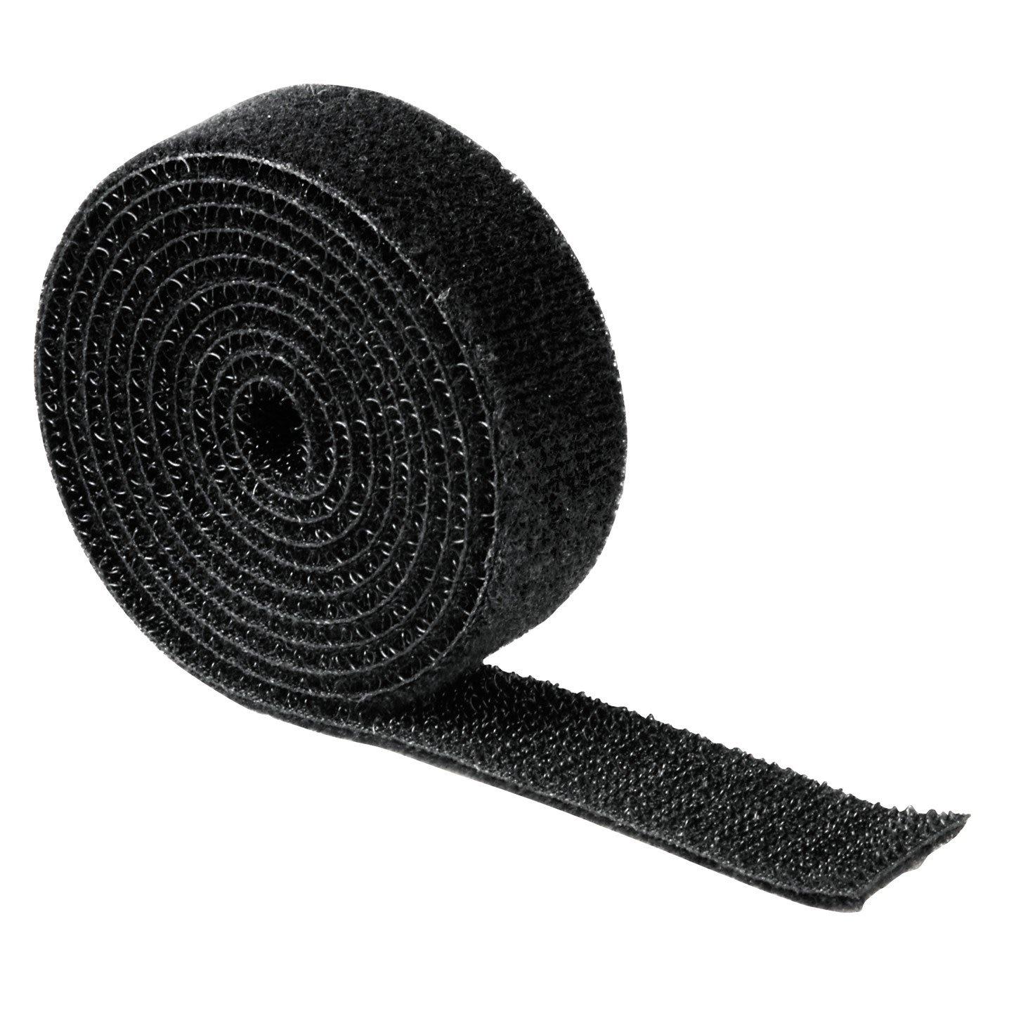 "Rip-Tie Cable Catch Organizers Bag of 1/"" x 2/"" 5 C-02-005-BK - Black"