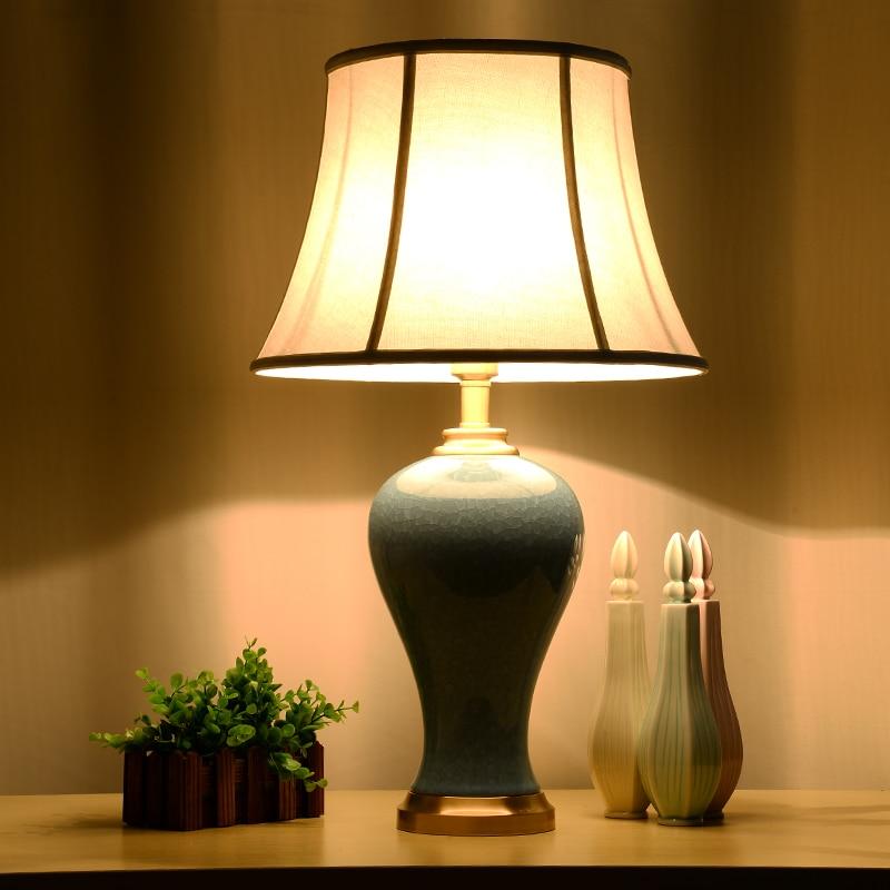 Pastel Pink Table Lamp